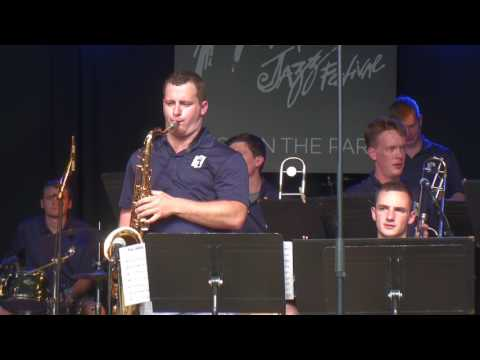 Mild Mild Midwest - UNH Jazz Band at Montreux