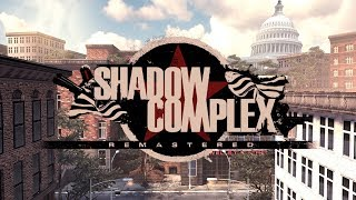 Shadow Complex Remastered on XBOX Game Pass