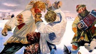 видео Русские народные игры Девичьи