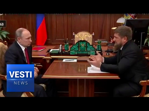 Kadyrov to Putin: News Articles about Killings in Chechnya are False
