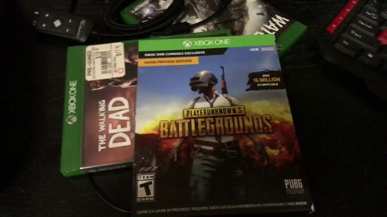 Free Pubg Game For Xbox One Code