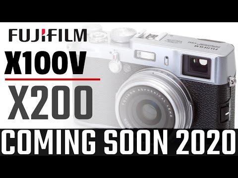 Fujifilm X100V/X200 Coming in early 2020 - YouTube