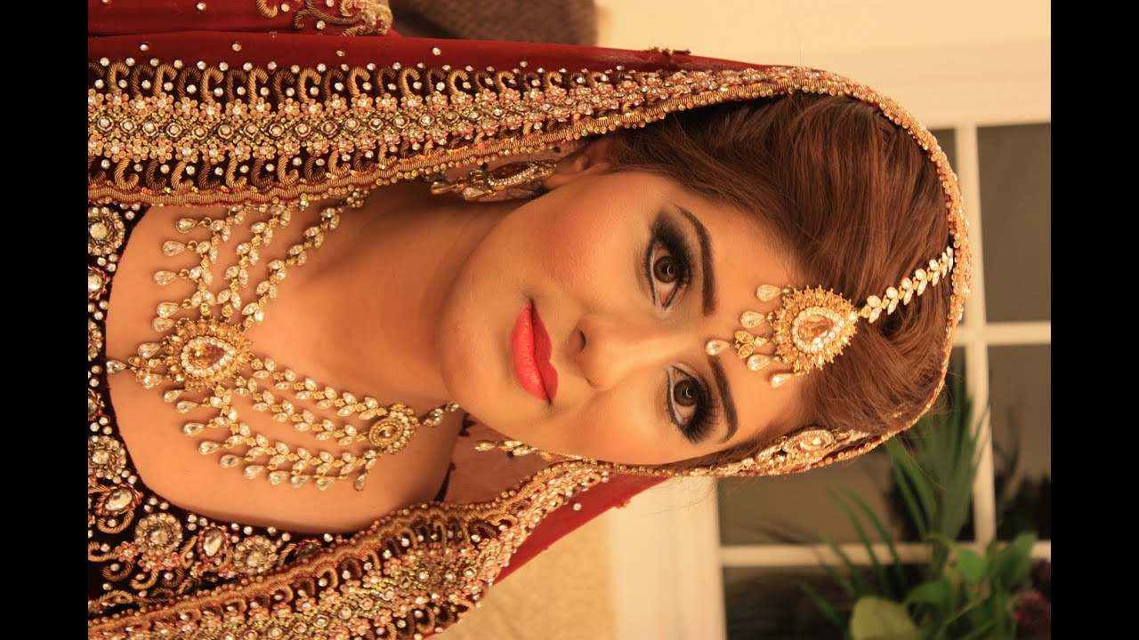 dupatta setting, secure & pin a bridal dupatta easily - youtube