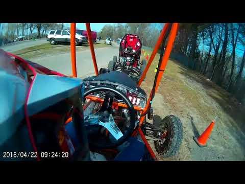 Buffalo State Motorsports SAE Baja Endurance Race Maryland 2018