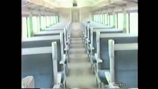 東北本線 懐かしの旧型客車 黒磯~白坂 1985年3月