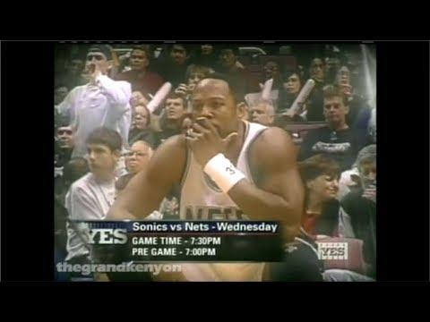 Alonzo Mourning 15 points, 8 rebounds & 4 blocks vs. Houston Rockets (Nov. 15, 2004)