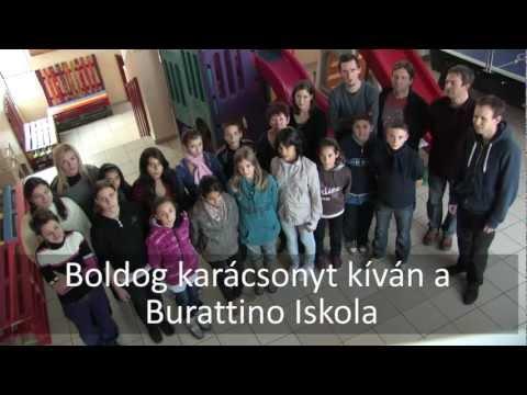 Burattino Vegyeskar - In dulci jubilo