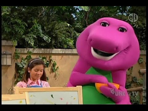 Barney and Friends -- Episode-Pistachio & Full Team Ahead (1080p HD)