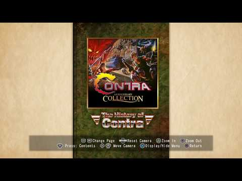 Let´s Play Contra Collection PS4