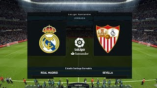 This video is the gameplay of real madrid vs sevilla - la liga 19 january 2019suggested videos1- uefa champions league final 2019 manchester city manche...
