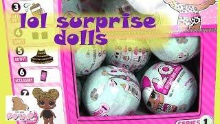 Игрушки Куклы. LOL BABY SURPRISE DOLLS Видео для Детей. Сюрприз Игрушки. Детский Канал