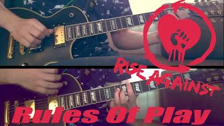 RISE AGAINST - RULES OF PLAY | GUITAR COVER