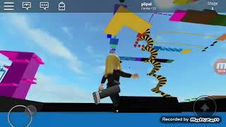 First video of Roblox map name (FUM obby