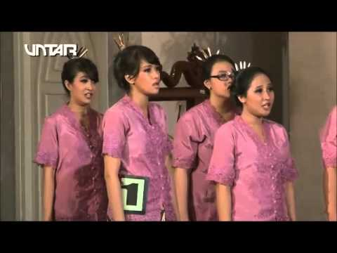 Paduan Suara Mahasiswa Universitas Trisakti (PSMUT) - Gugur Bunga