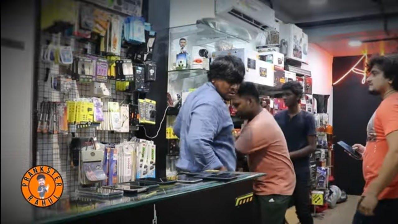 New Prank video arriving soon   best moment of prankster Rahul   tamil videos PSR 2021