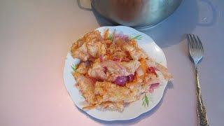 как приготовить рыбу хе из щуки))))
