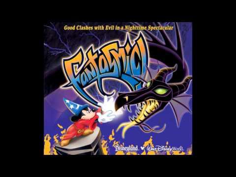 Fantasmic! Full Show Soundtrack HQ (Disney's Hollywood Studios, Walt Disney World)