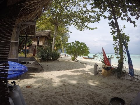 2016 Koh Lipe 麗貝島遊 | Amelie & Willis