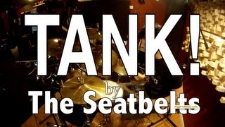 Tank! - The Seatbelts - Drum Cover by Stephen C. Shapiro - Cowboy Bebop