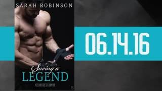 Saving a Legend Book Trailer