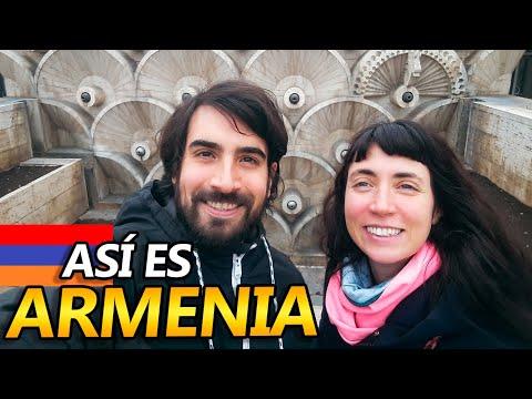 Descubriendo EREVAN, ARMENIA ¿La ciudad más antigua del mundo? | VUELTALMUN