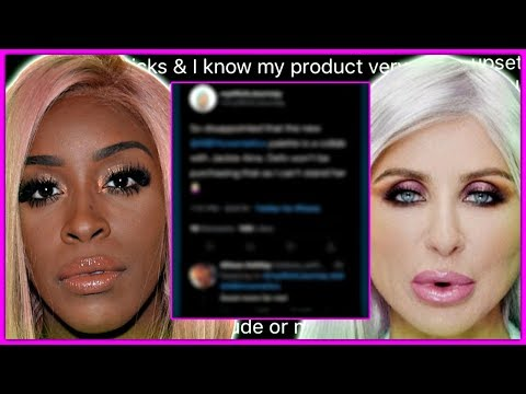 Jackie Aina NOT Happy With Response To ABH Collab thumbnail