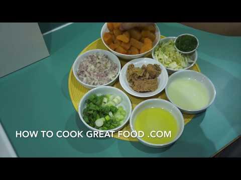 Sweet Potato & Tuna Salad Recipe - Easy n Tasty
