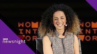 Masih Alinejad on Iran and boycotting the hijab - BBC News