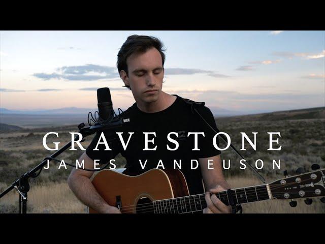 James VanDeuson | Playing Gravestone on a Mountain LIVE
