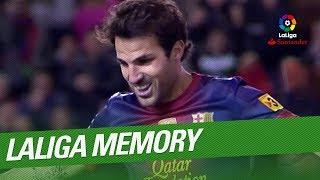 LaLiga Memory: Cesc Fàbregas