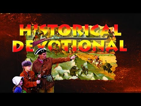 Jamestown - Historical Devotional VOL 2 Episode 1