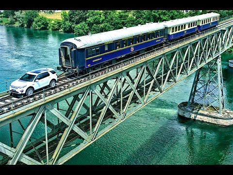 World's Best Tow Car? 100 Tonne Train Tow = Boeing 757 Airplane Best Tow Car 2015 2016 CARJAM TV