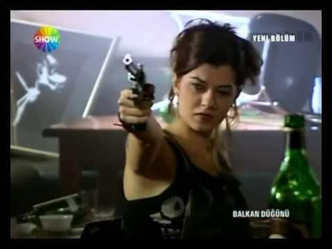 Galina (Filiz Ahmet) Balkan Düğünü Show Tv 2009