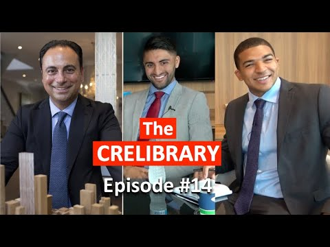 $1,000,000,000 Development with Sam Mizrahi | CRELIBRARY Episode #14