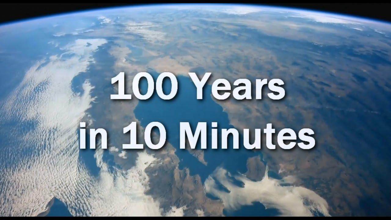 Αποτέλεσμα εικόνας για 100 years in 10 minutes
