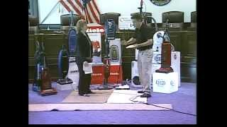 Best Vacuum Cleaners for Soft Carpeting? Day-Cin Vacuums, Dayton, Ohio