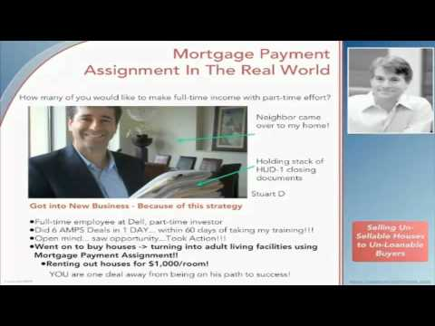 Assignment Of Mortgages with Phill Grove