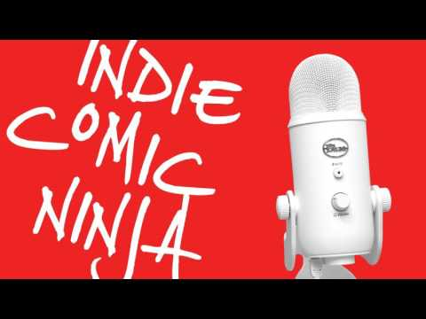 Indie Comic Audio --  Ep. 4 -- Austin Allen Hamblin