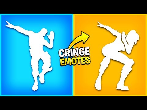 Fortnite Meme Emotes…