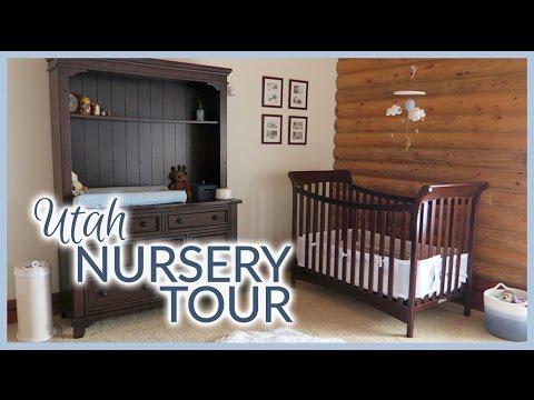 Nursery Tour Utah Edition Winter