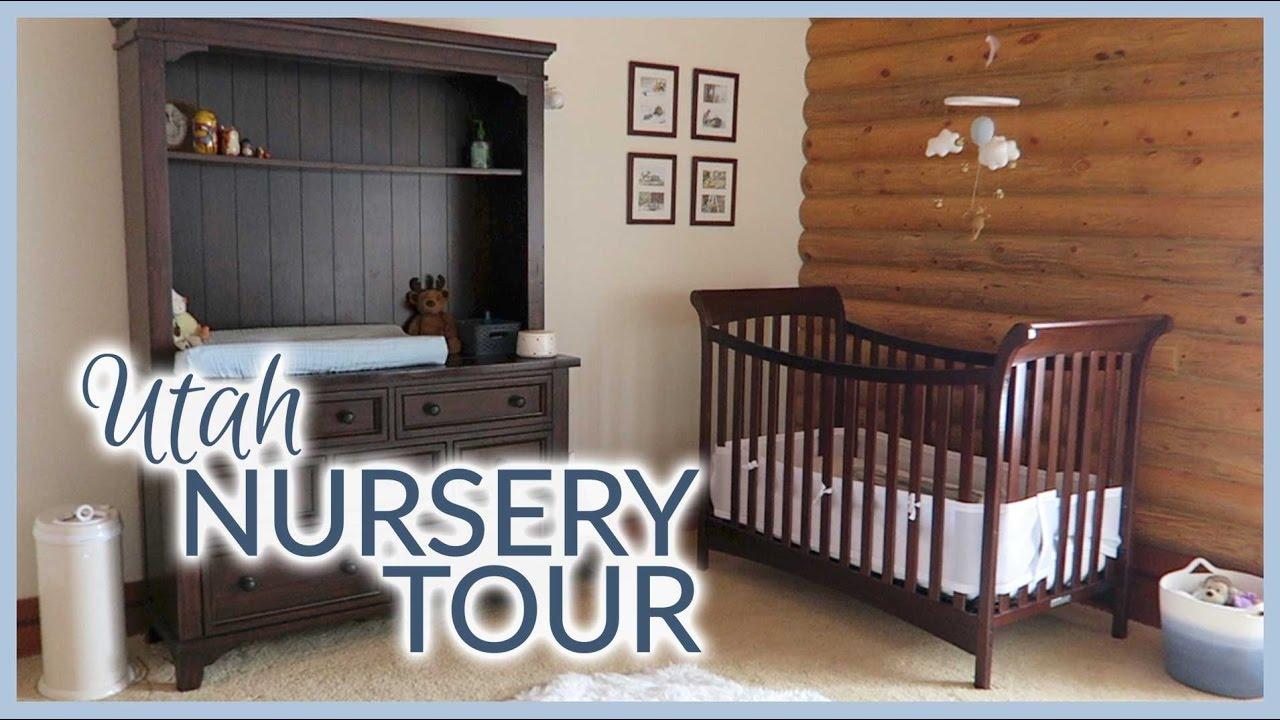 Nursery Tour Utah Edition Winter 2017