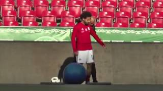 Fifa World Cup 2018: Mohamed Salah Continues Rehabilitation