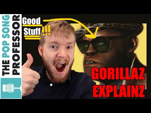 Gorillaz Saturnz Barz is REALLY good  Music  & Song Meaning