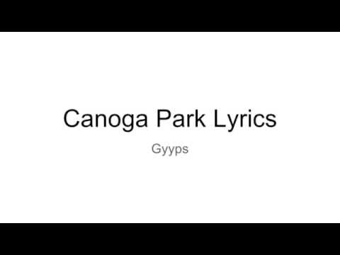 Canoga Park Lyrics