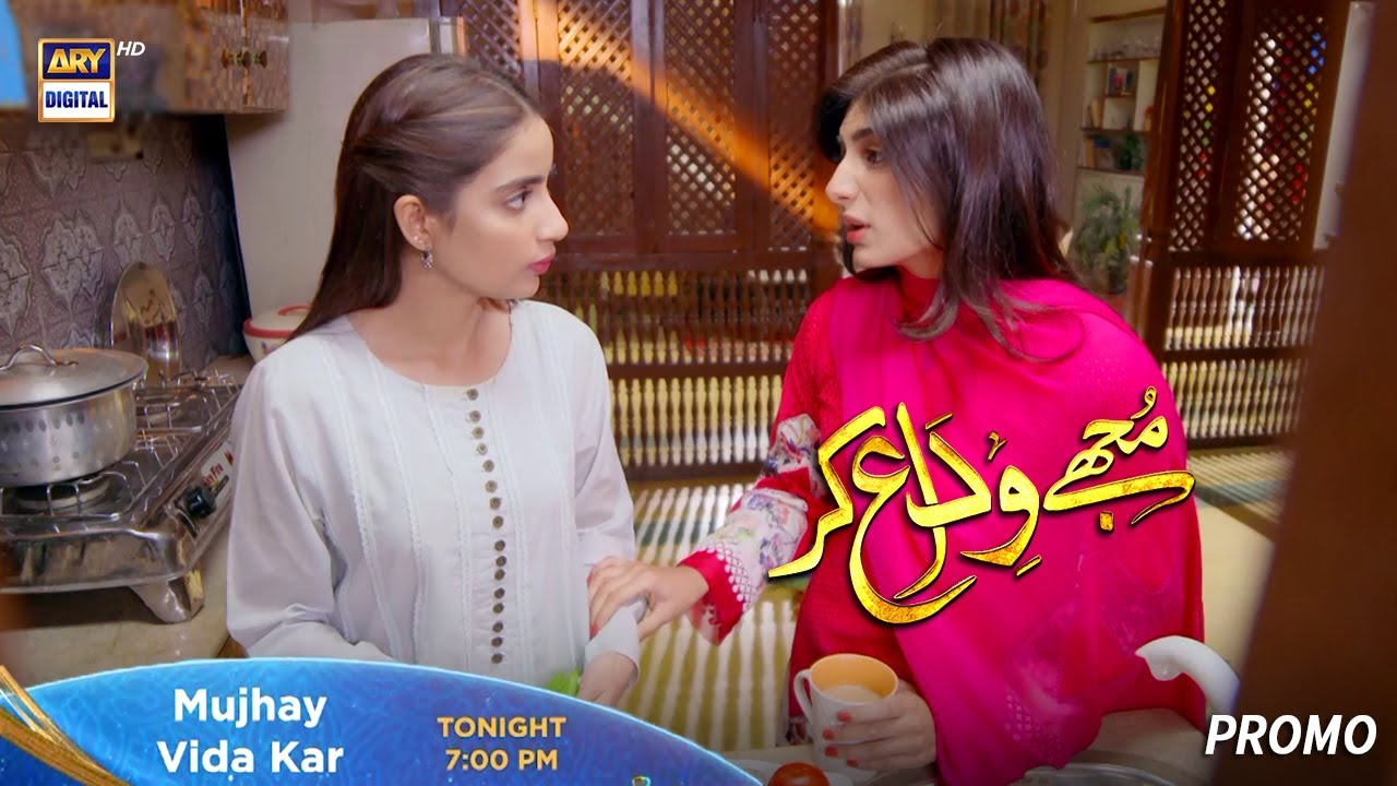 Mujhay Vida Kar Upcoming Episode - Promo - ARY Digital