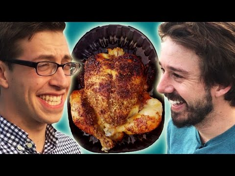 Thumbnail: Which Grocery Store Has The Best Rotisserie Chicken?