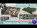 Placemaker for SketchUp Version 2 New Fe