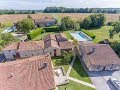 Property with gites & land in Dordogne - Aquitaine - France ref 81267VD24