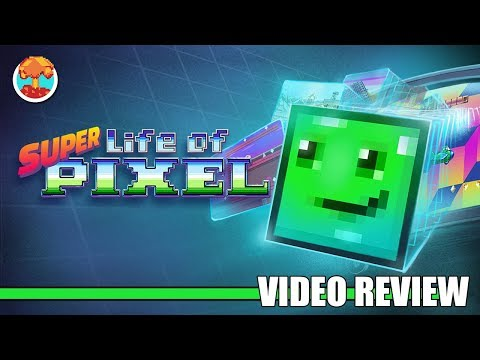Review: Super Life of Pixel (Switch) - Defunct Games