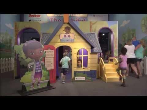 Doc McStuffins: The Exhibit at The Children's Museum of Indianapolis